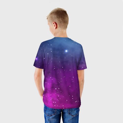 Детская футболка 3D LIKEE - SPACE UNICORN Фото 01