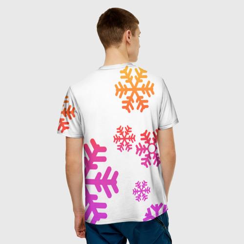 """3D футболка """"Новогодний Likee"""" фото 3"""