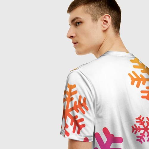 """3D футболка """"Новогодний Likee"""" фото 4"""