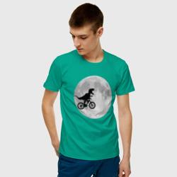 T-rex Riding a Bike