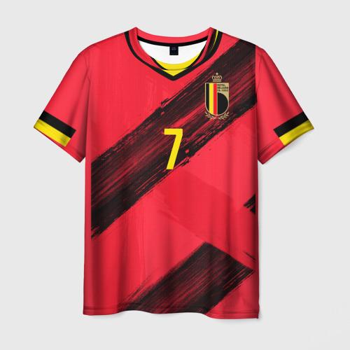 De Bruyne home EURO 2020
