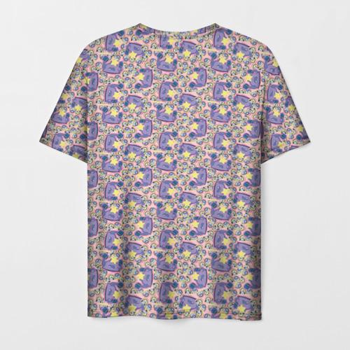 Мужская футболка 3D Lumps Фото 01