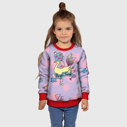 Детский свитшот 3D Royal Junk Фото 01