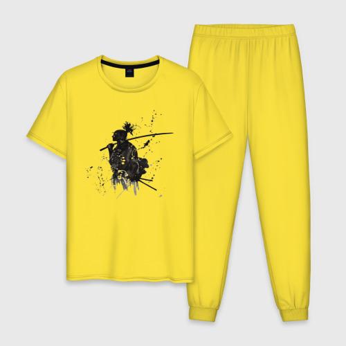Мужская пижама хлопок Samurai XXL фото