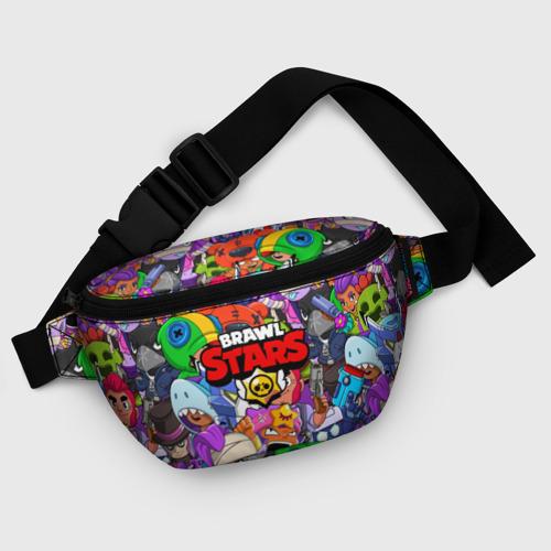 Поясная сумка 3D BRAWL STARS Фото 01