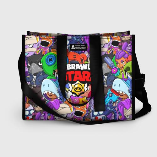 Сумка-шоппер 3D BRAWL STARS Фото 01