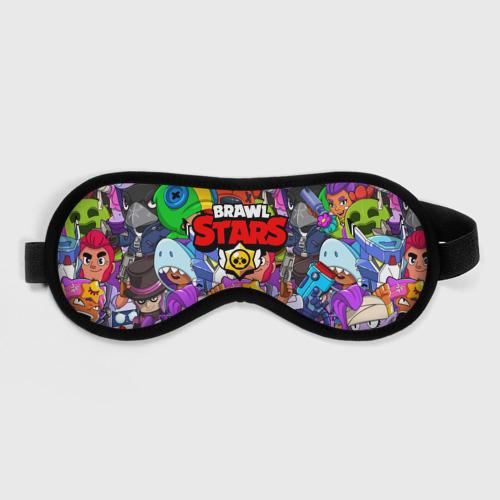 Маска для сна 3D BRAWL STARS Фото 01
