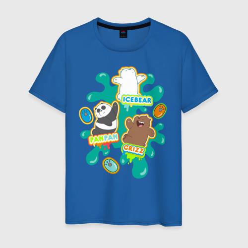 GRIZZ, PANDA, ICE BEAR