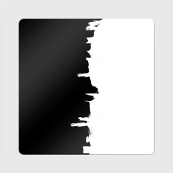 Черным по белому
