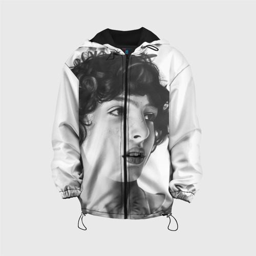 Детская куртка 3D finn wolfhard 104 фото