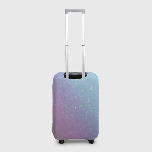 Чехол для чемодана 3D Pusheen единорог Фото 01