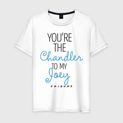 You`re the Chandler to my Joey