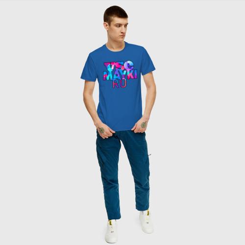 Мужская футболка хлопок vsemayki Фото 01