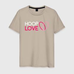 Hoop Love logo white