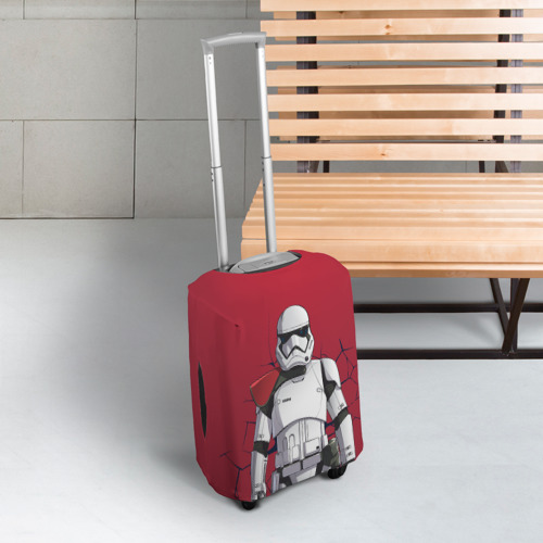 Чехол для чемодана 3D Stormtrooper Фото 01