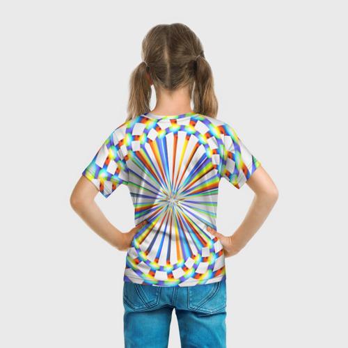 Детская футболка 3D Обман зрения Фото 01