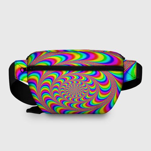 Поясная сумка 3D Оптическая текстура Фото 01