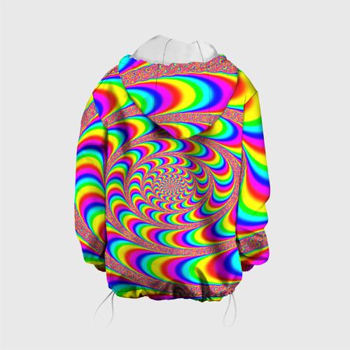 Детская куртка 3D Оптическая текстура Фото 01