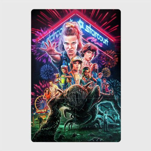 Постер Stranger Things 2