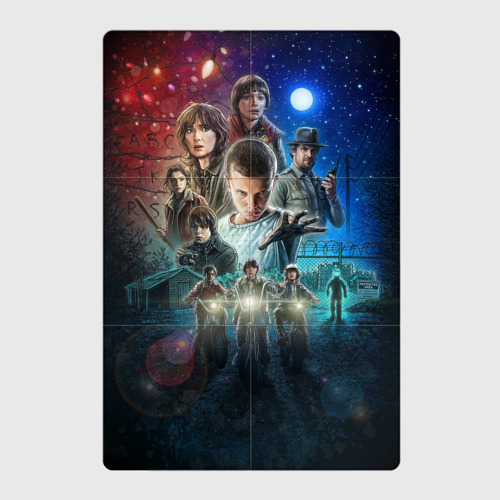 Постер Stranger Things 5