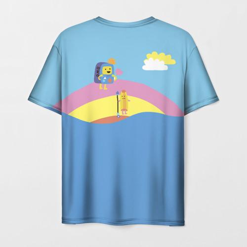 """3D футболка """"Время приключений"""" фото 1"""