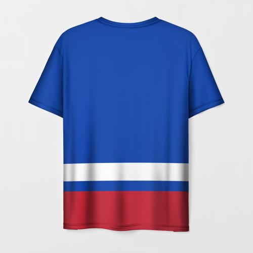 Мужская футболка 3D Нью-Йорк Рейнджерс НХЛ Фото 01