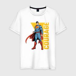 Superman. Courage