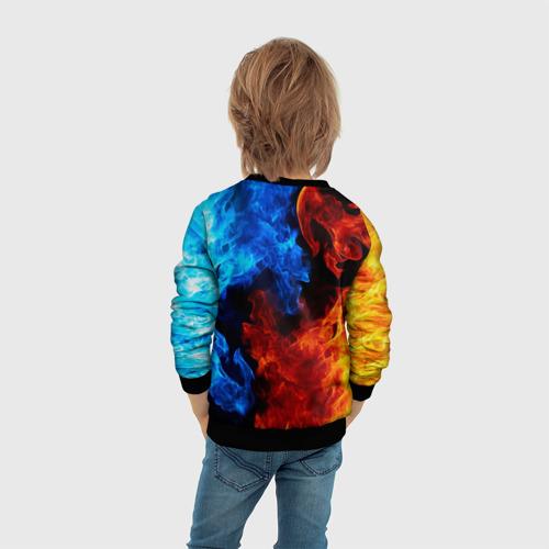 Детский свитшот 3D Brawl Stars LEON Фото 01