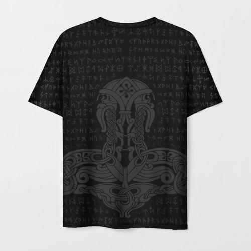 Мужская футболка 3D Viking Фото 01