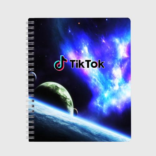 Тетрадь TIKTOK Фото 01