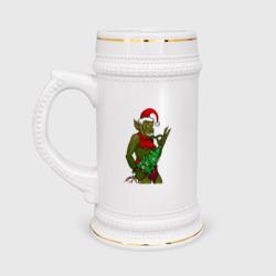 Тролль Дед Мороз