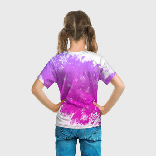 Детская футболка 3D Brawl Stars Leon Unicorn Фото 01