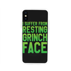 Grinch Face