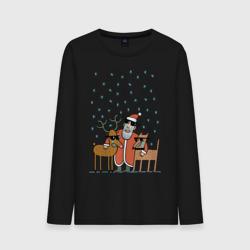 THE HATTERS: Дед Мороз не показывает слёз