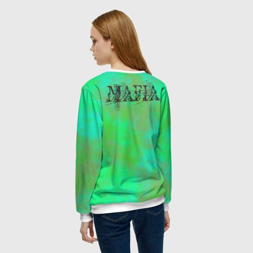 Женский свитшот 3D Mafia Фото 01
