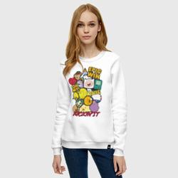 Heroes Adventure Time