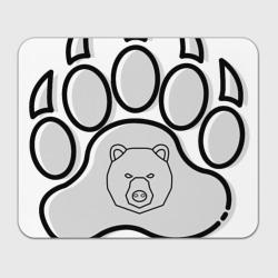 Душа севера - след медведя