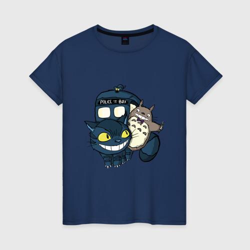 Tardis Totoro