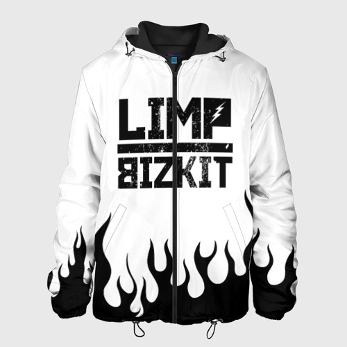Мужская куртка 3D Limp Bizkit XL фото