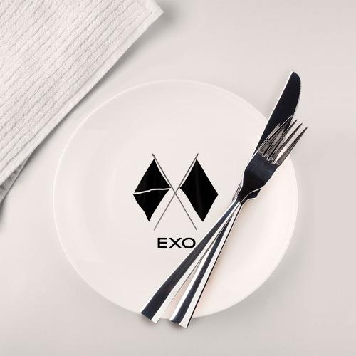 Тарелка EXO Фото 01