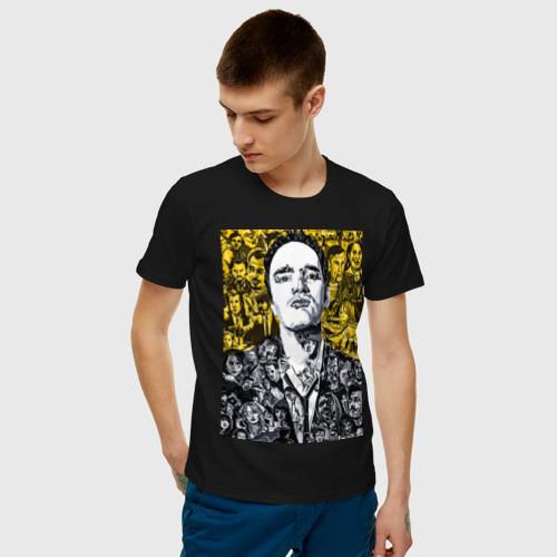 Мужская футболка хлопок Tarantino x films Фото 01