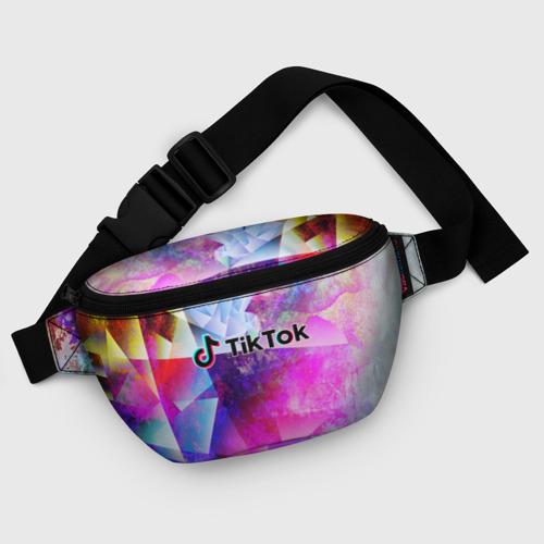 Поясная сумка 3D TikTok Фото 01