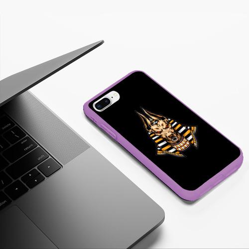 Чехол для iPhone 7Plus/8 Plus матовый Anubis Фото 01
