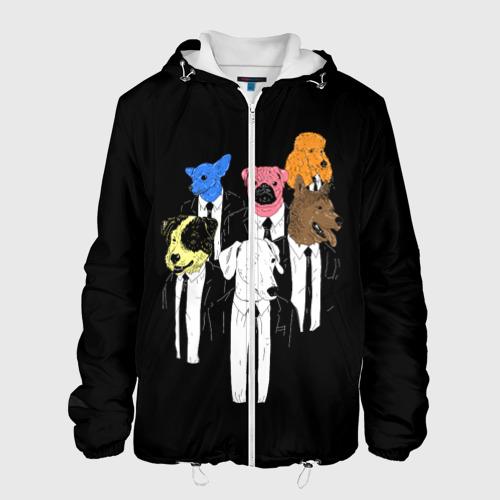 Мужская куртка 3D Бешеные Псы L фото