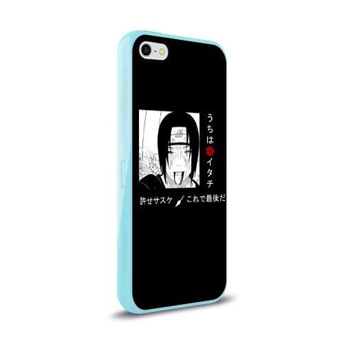 Чехол для iPhone 5/5S глянцевый Итачи Фото 01