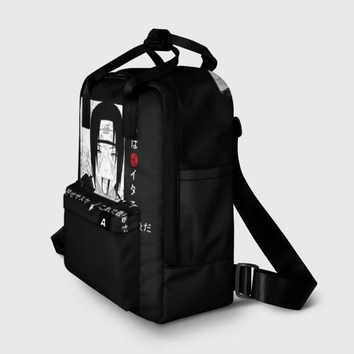 Женский рюкзак 3D Итачи Фото 01