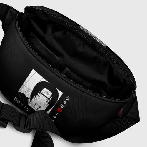 Поясная сумка 3D Итачи Фото 01