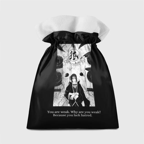 Подарочный 3D мешок Итачи Фото 01
