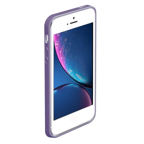 Чехол для iPhone 5/5S матовый Итачи Фото 01