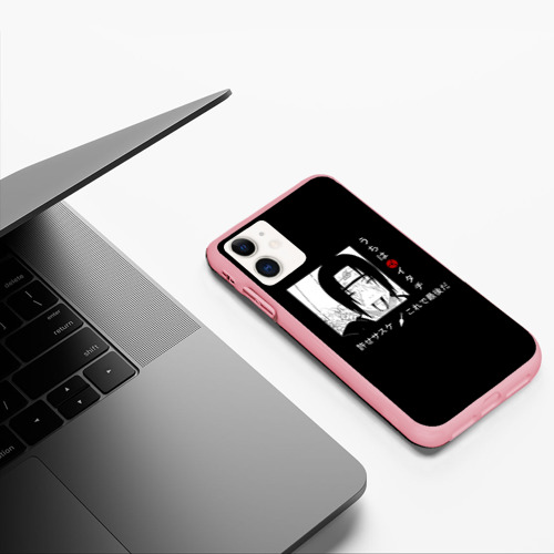 Чехол для iPhone 11 матовый Итачи Фото 01
